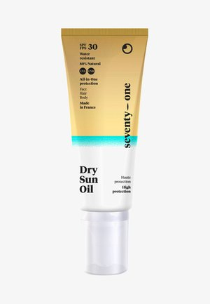DRY SUN OIL SPF30 - Sun protection - -