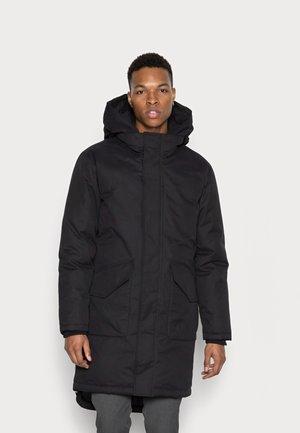 VIRKEDAL  - Winter coat - black
