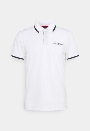 SHORT SLEEVE - Sports shirt - classic oxford white
