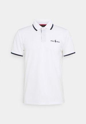 SHORT SLEEVE - Poloskjorter - classic oxford white