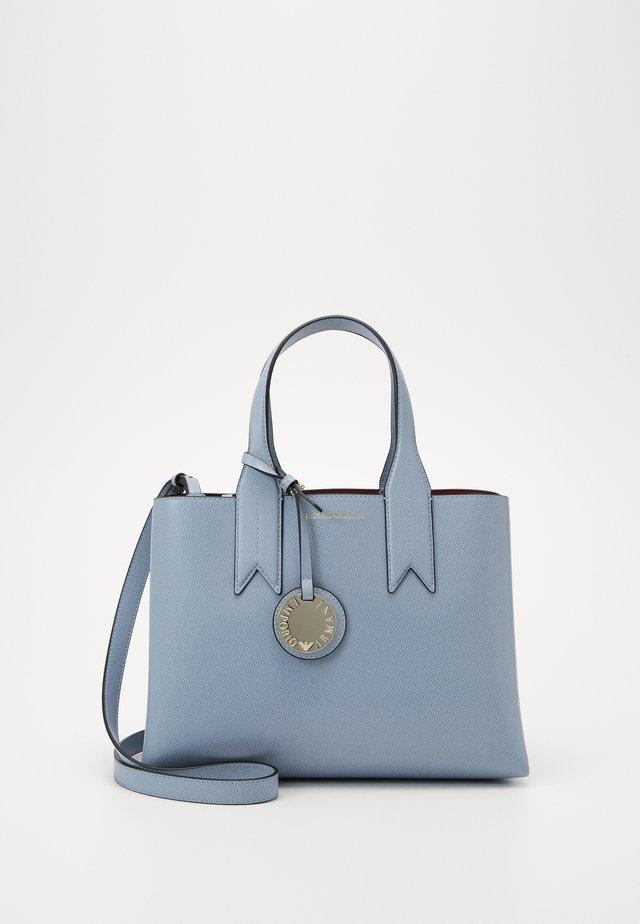 SATCHEL  - Borsa a mano - fancy blue