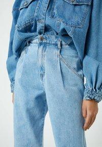 PULL&BEAR - Jeans baggy - blue-grey - 3
