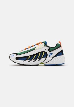 ADL99 - Sneakersy niskie - dazzling blue/green briar