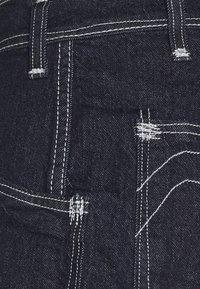 Levi's® - 505 UTILITY UNISEX - Jeans baggy - dark indigo flat finish - 5