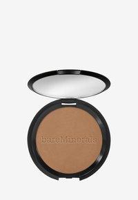 bareMinerals - BAREMINERALS PRESSED BRONZER - Bronzeur - faux tan - 0