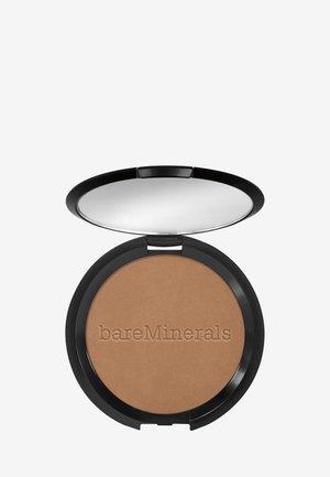 BAREMINERALS PRESSED BRONZER - Bronzer - faux tan