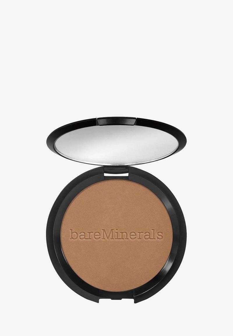 bareMinerals - BAREMINERALS PRESSED BRONZER - Bronzeur - faux tan
