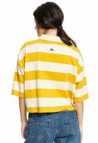 Quiksilver - Polo shirt - lemongrass modern day - 2