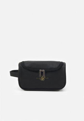 ELITE WASH BAG UNISEX - Wash bag - black