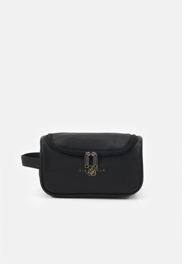 ELITE WASH BAG UNISEX - Kosmetická taška - black