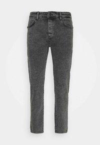 SIKSILK - RAW LOOSE FIT  - Jeans baggy - acid black - 3