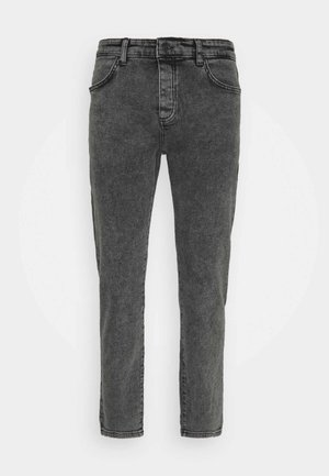 RAW LOOSE FIT  - Relaxed fit jeans - acid black