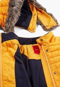 s.Oliver - Winter coat - yellow - 2