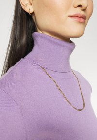 Weekday - KIRSTEN TURTLENECK - Jumper - milky purple - 5