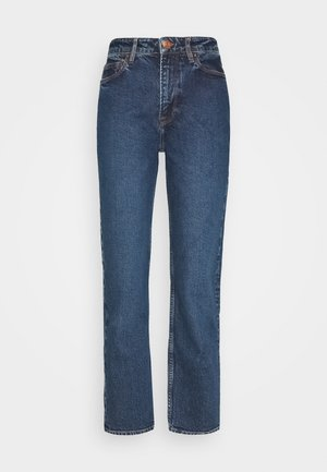 MARIANNE  - Straight leg jeans - blue denim