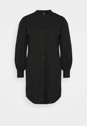 PCFONNIEN - Shirt dress - black