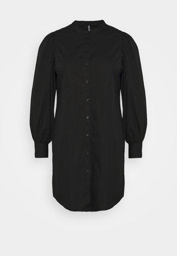 PCFONNIEN - Shirt dress - black