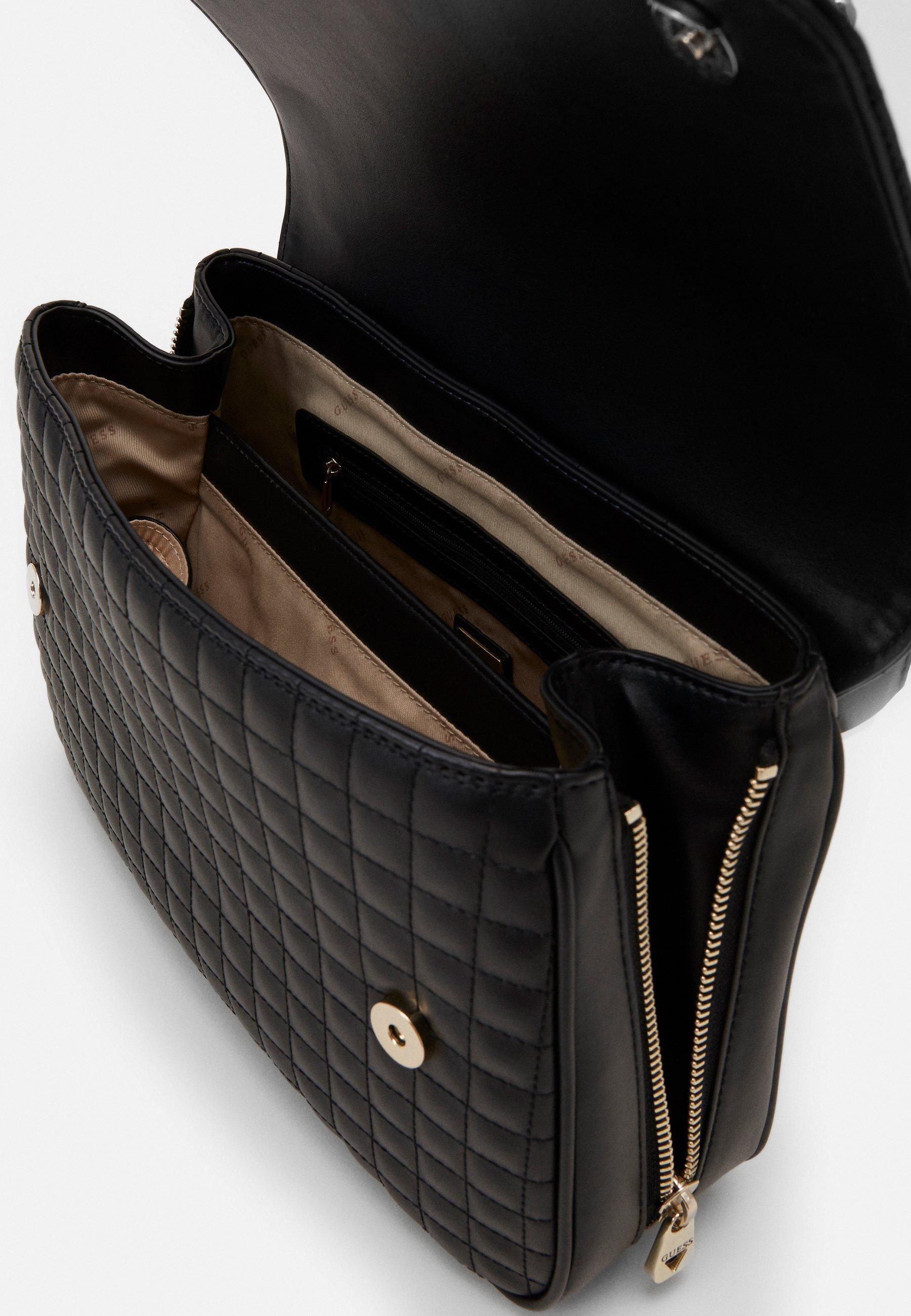 MATRIX SHOULDER BAG Handväska black