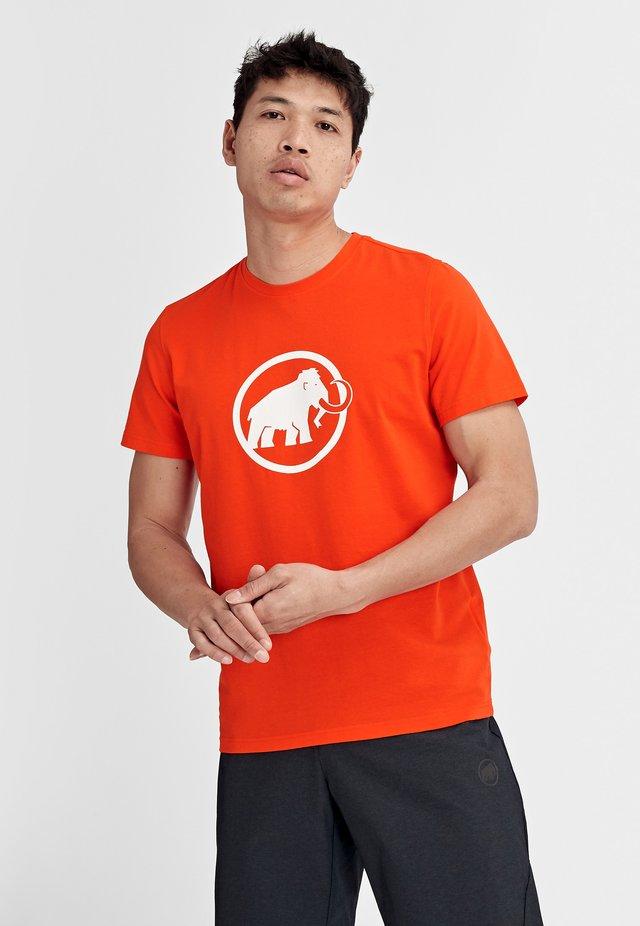 Print T-shirt - spicy