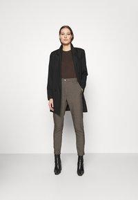 Hope - NEWS EDIT TROUSERS - Trousers - khaki brown - 1