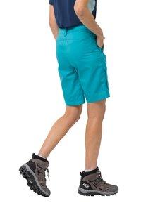 Jack Wolfskin - Outdoor shorts - dark aqua - 1