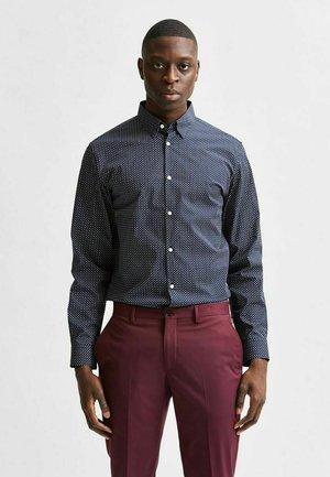 SLIM FIT - Skjorta - navy blazer