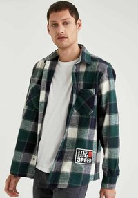 DeFacto - Shirt - khaki - 0