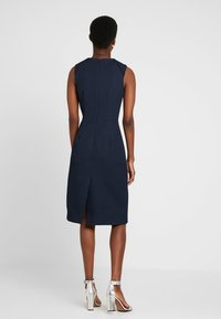 J.CREW TALL - PORTFOLIO DRESS - Etuikleid - navy - 2
