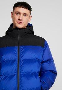 Carhartt WIP - LARSEN JACKET - Winter jacket - thunder blue/black - 4