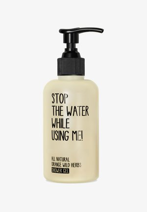 SHOWER GEL - Shower gel - orange wild herbs