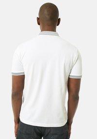 Jimmy Sanders - Polo shirt - wei㟠- 1