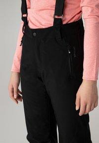 Protest - SUNNY JR  - Snow pants - true black - 6