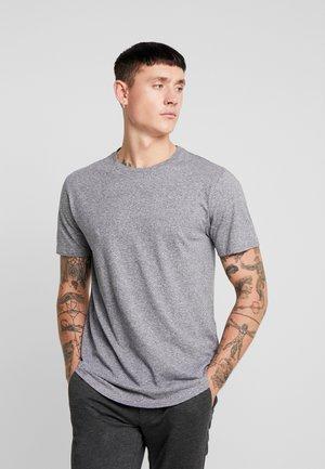 ONSMARTIN LONGY TEE - Basic T-shirt - black