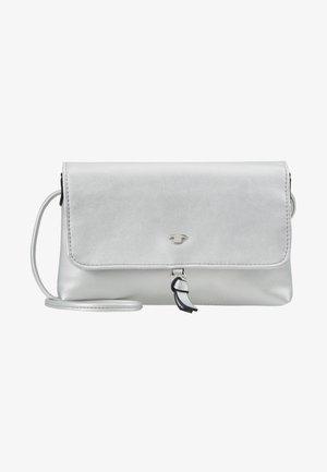 LUNA - Across body bag - silver