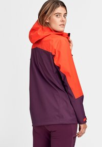 Mammut - Masao  - Softshelljacke - blackberry-spicy - 1