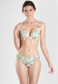Aubade - DÉSIR D'ÉVASION - Bas de bikini - green paradise - 1