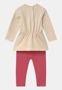 OVS - MINNIE SET - Sweater - light beige melange - 1