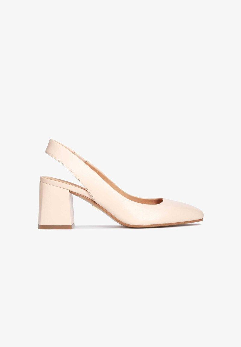 Kazar - DIGGIE - Classic heels - beige