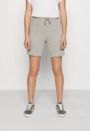 DRAWSTRING SHORTS - Shorts - grey