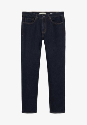 BOB7 - Straight leg jeans - bleu