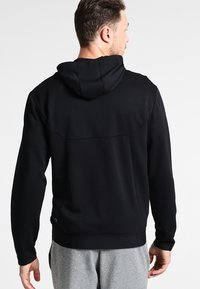Puma - BONDED TECH  - Fleece jacket - black - 2