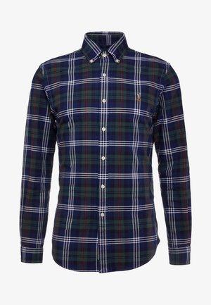 OXFORD SLIM FIT - Overhemd - hunter green