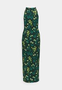 Anna Field - Maxi dress - dark green/multi-coloured - 1