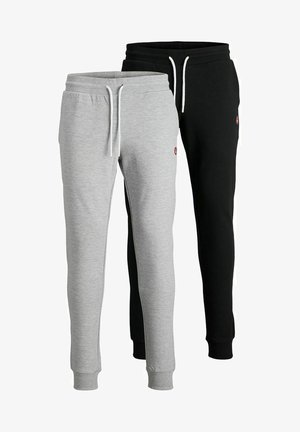2 PACK - Trainingsbroek - black