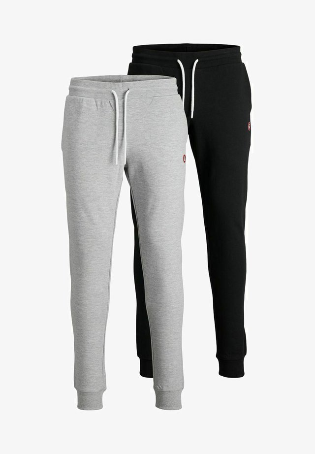 2 PACK - Pantaloni sportivi - black