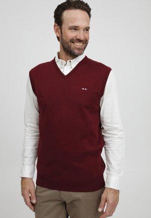 FLYN - Pullover - cabernet