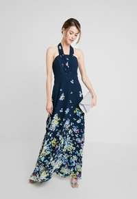 Esprit Collection - FLUENT - Maxi dress - navy - 1