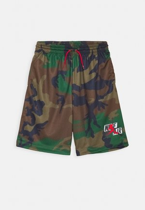 JUMPMAN CLASSICS CAMO SHORT - Sports shorts - multi