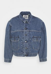 Levi's® Made & Crafted - SUNRAY TRUCKER - Denim jacket - sunshine - 4