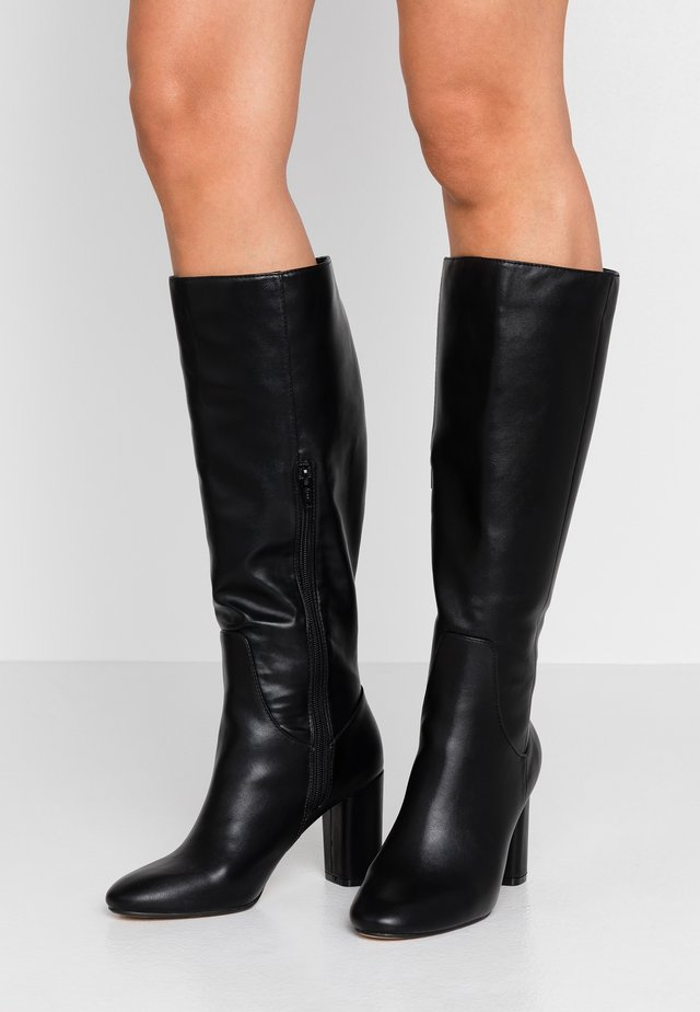 SHYANA - High heeled boots - black